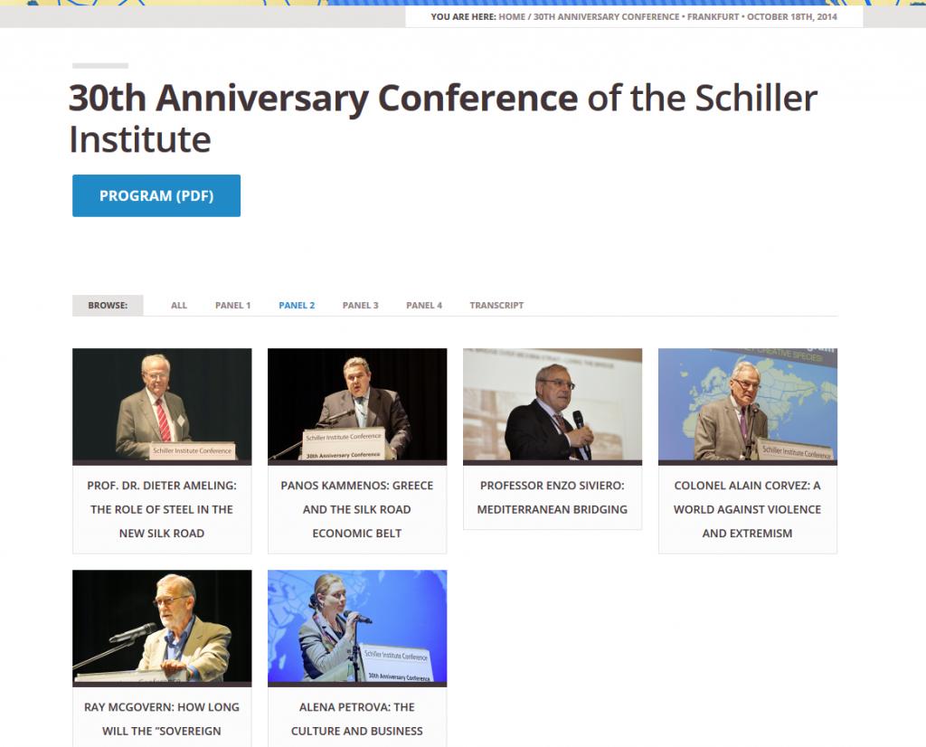Panels-Schiller